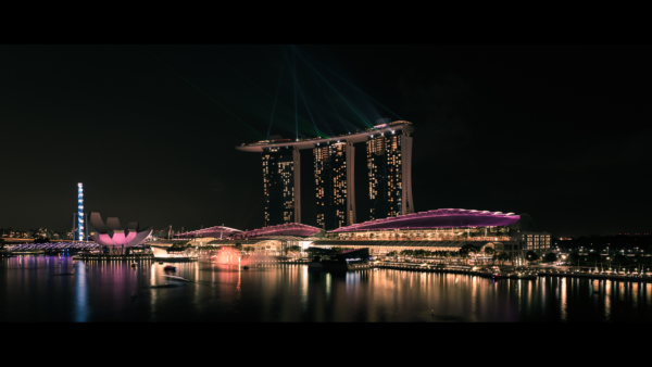 Singapore - A cinematic view