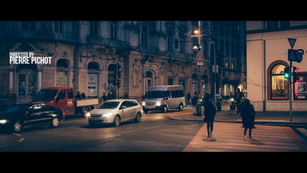 Directed by - Cluj-Napoca, cinematic style