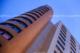 Mercure Hotel, Algiers, Algeria. Optical vignette example.