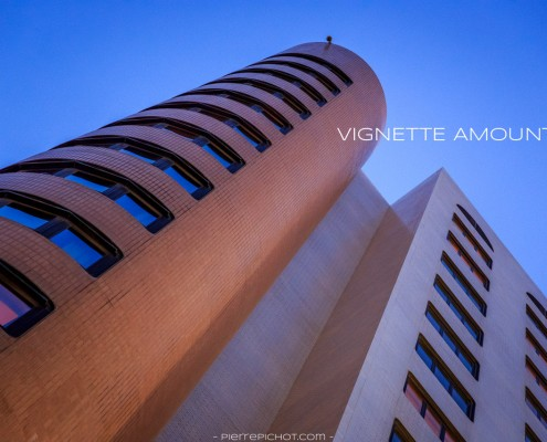 Mercure Hotel, Algiers, Algeria. Vignette with amount of -20.