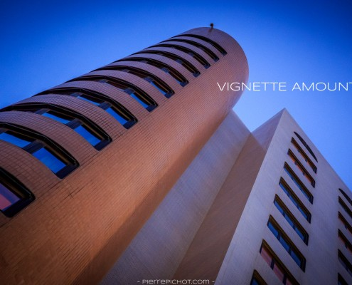 Mercure Hotel, Algiers, Algeria. Vignette with amount of -40.