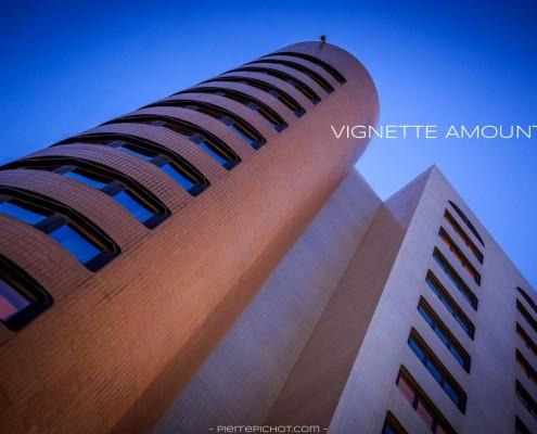 Mercure Hotel, Algiers, Algeria. Vignette with amount of -40.