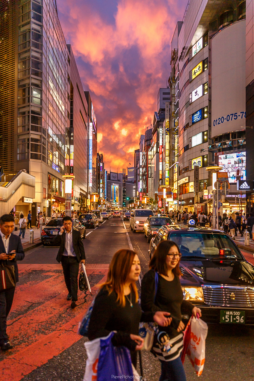 Travel photography in Japan - Pierre Pichot