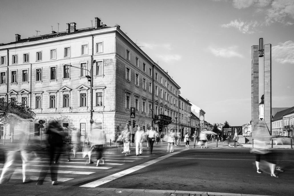 Commuting III, Cluj-Napoca, Romania