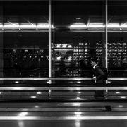 Rush. Munich Airport, Germany, 2016.