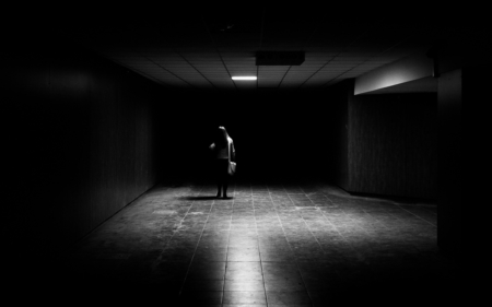 Strangers in the Dark I. Cluj Napoca, Romania, 2015.