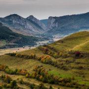 Cheile Valisoarei, Alba, Romania.