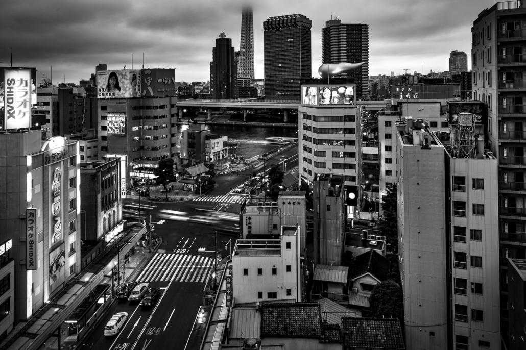 Asakusa district, Tokyo, Japan, 2015.