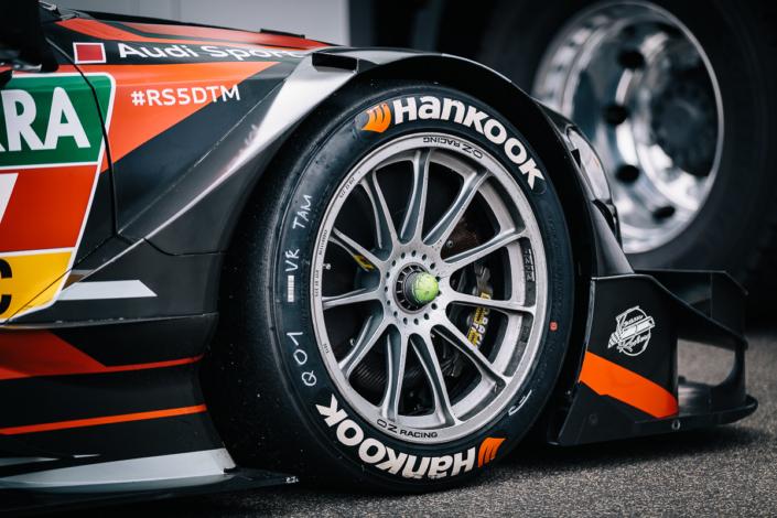 DTM bits - Audi RS5 DTM. Hungaroring, Hungary, 2016.