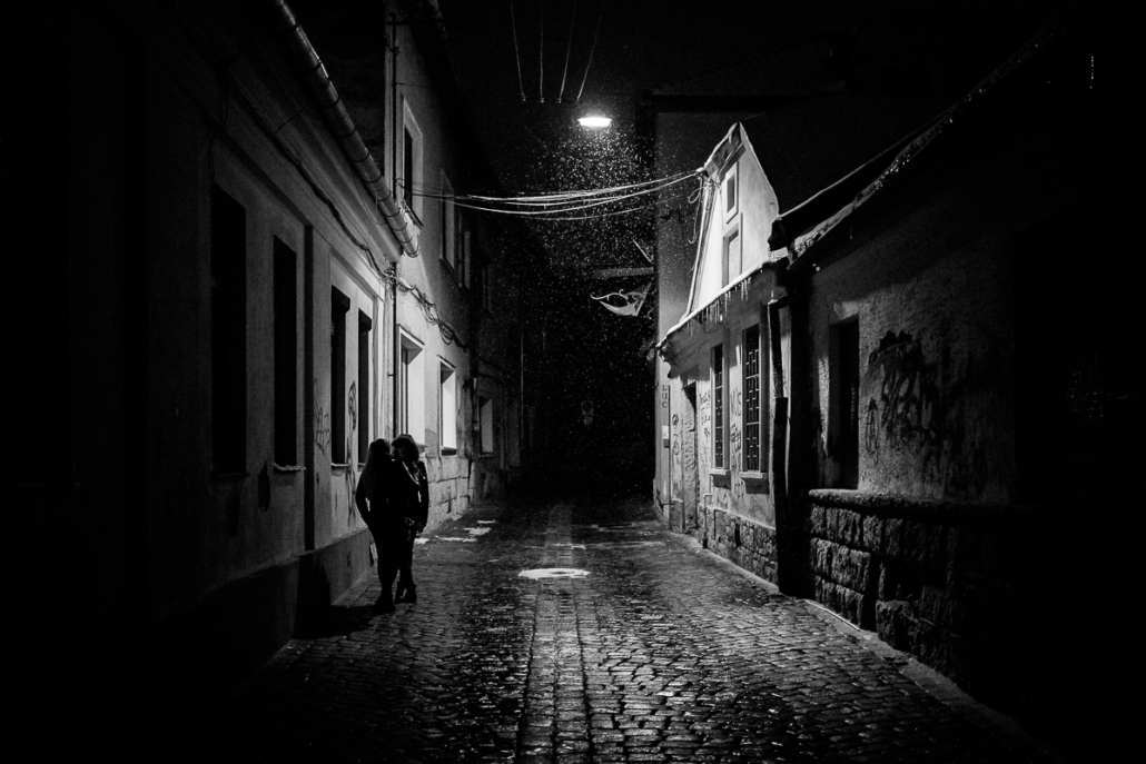 Strangers in the Dark IX. Cluj-Napoca, Romania, 2016.