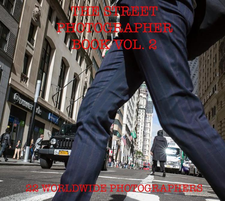 The Street Photographer Book