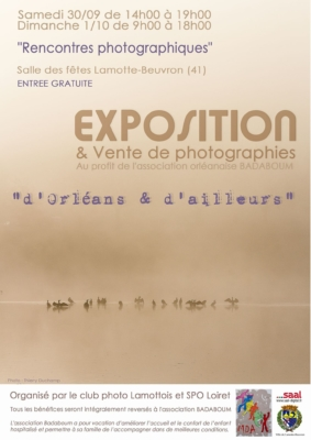 """Exposition SPO """"D'Orléans et d'ailleurs"""""""