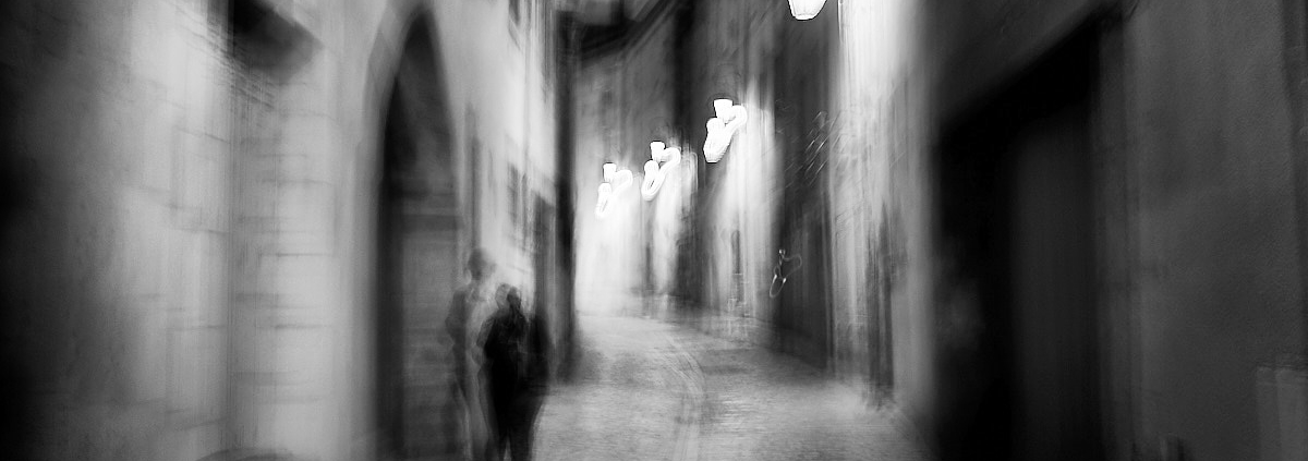 Pierre Pichot_Blur_Orléans_France_street_night_long exposure Orléans, France, 2019