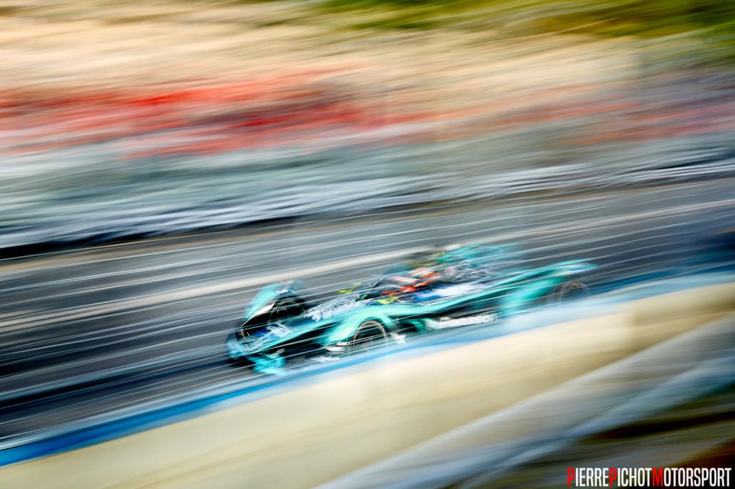 Alex Lynn - ABB FIA Formula E - Paris - 2019