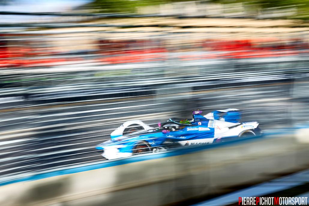 Alexander Sims - ABB FIA Formula E - Paris - 2019