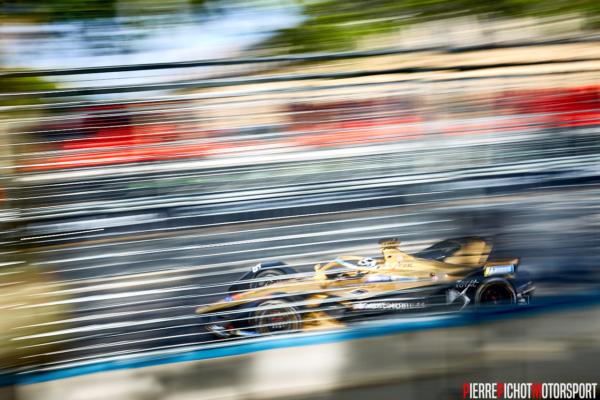 Andre Lotterer - ABB FIA Formula E - Paris - 2019