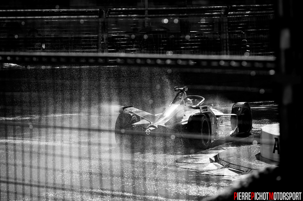 Jérôme d'Ambrosio - ABB FIA Formula E - Paris - 2019