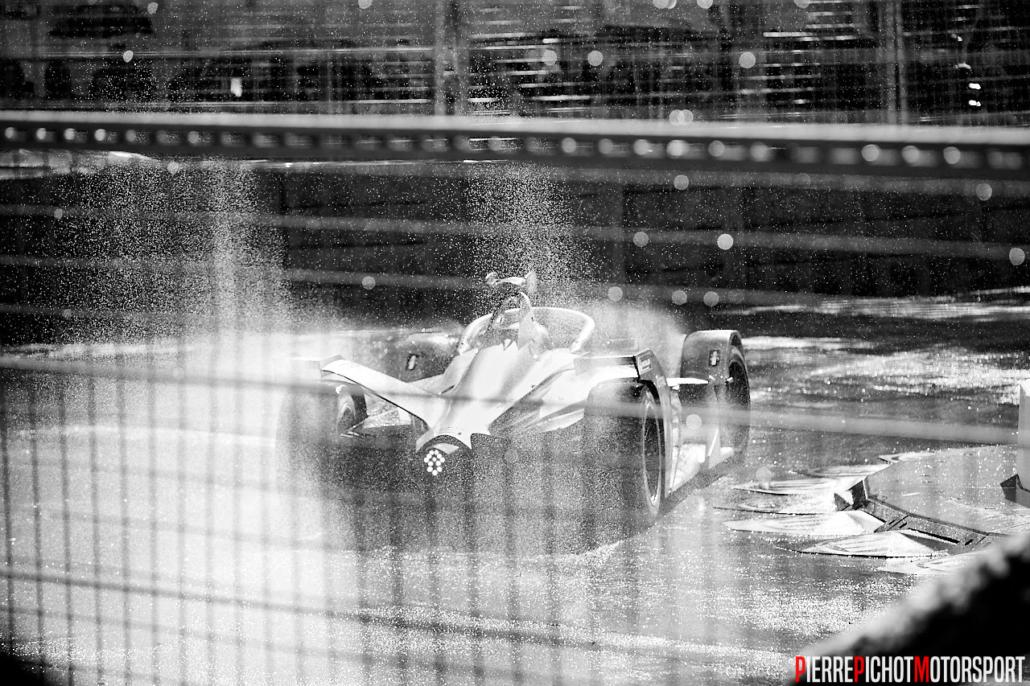 Jean-Eric Vergne - ABB FIA Formula E - Paris - 2019