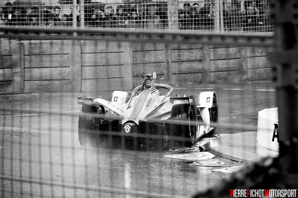 José Maria Lopez - ABB FIA Formula E - Paris - 2019