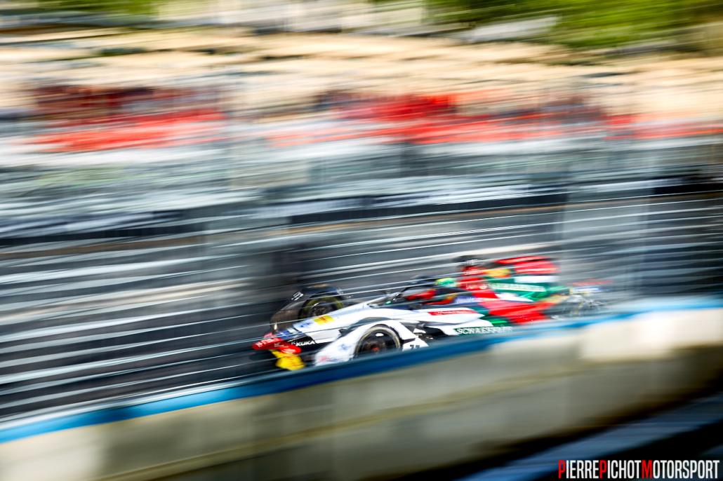 Lucas DiGrassi - ABB FIA Formula E - Paris - 2019