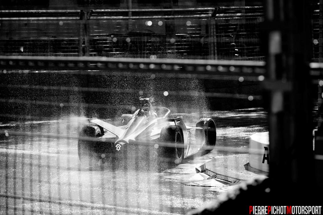 Oliver Rowland - ABB FIA Formula E - Paris - 2019