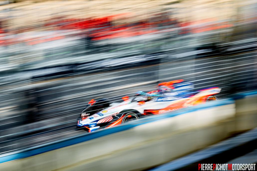 Pascal Werhlein - ABB FIA Formula E - Paris - 2019