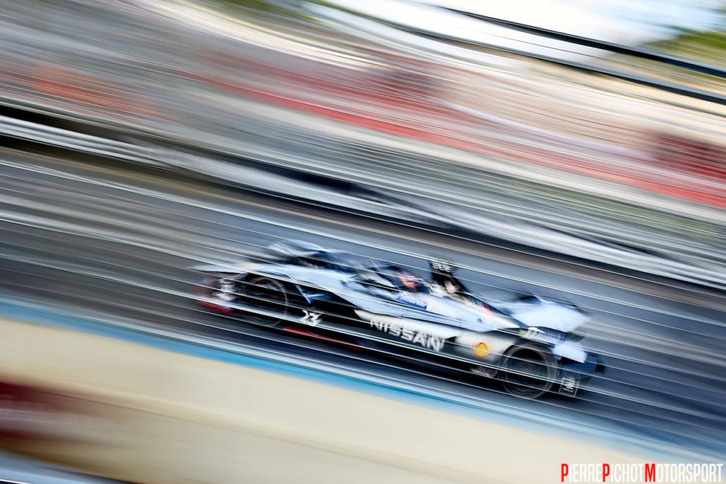 Sébastien Buemi - ABB FIA Formula E - Paris - 2019