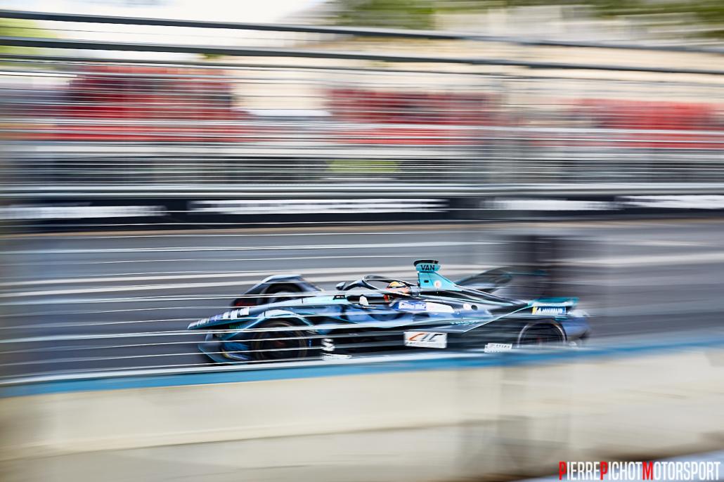 Stoffel Vandoorne - ABB FIA Formula E - Paris - 2019