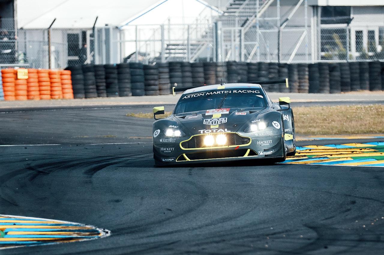 Aston Martin Vantage #98