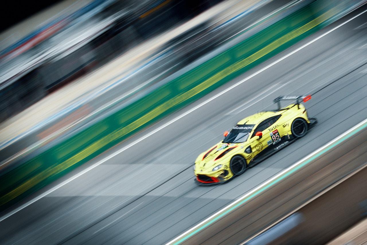 Aston Martin Vantage GTE #95 - 24H du Mans 2019