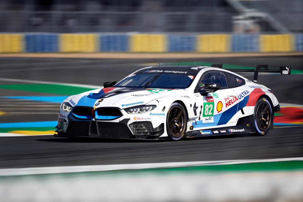 BMW M8 GTE #82