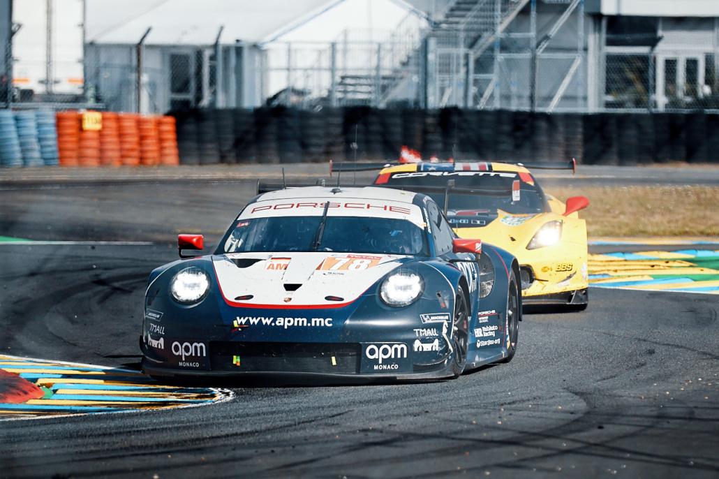 Porsche 911 RSR #78