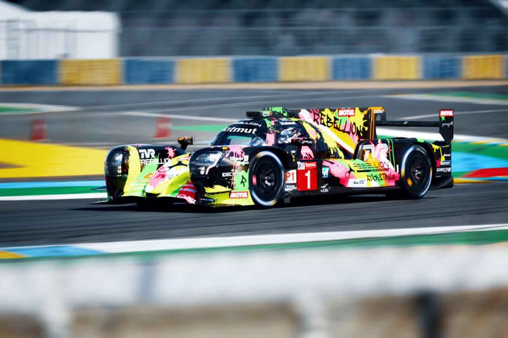 Rebellion Racing #1 - 24H du Mans 2019