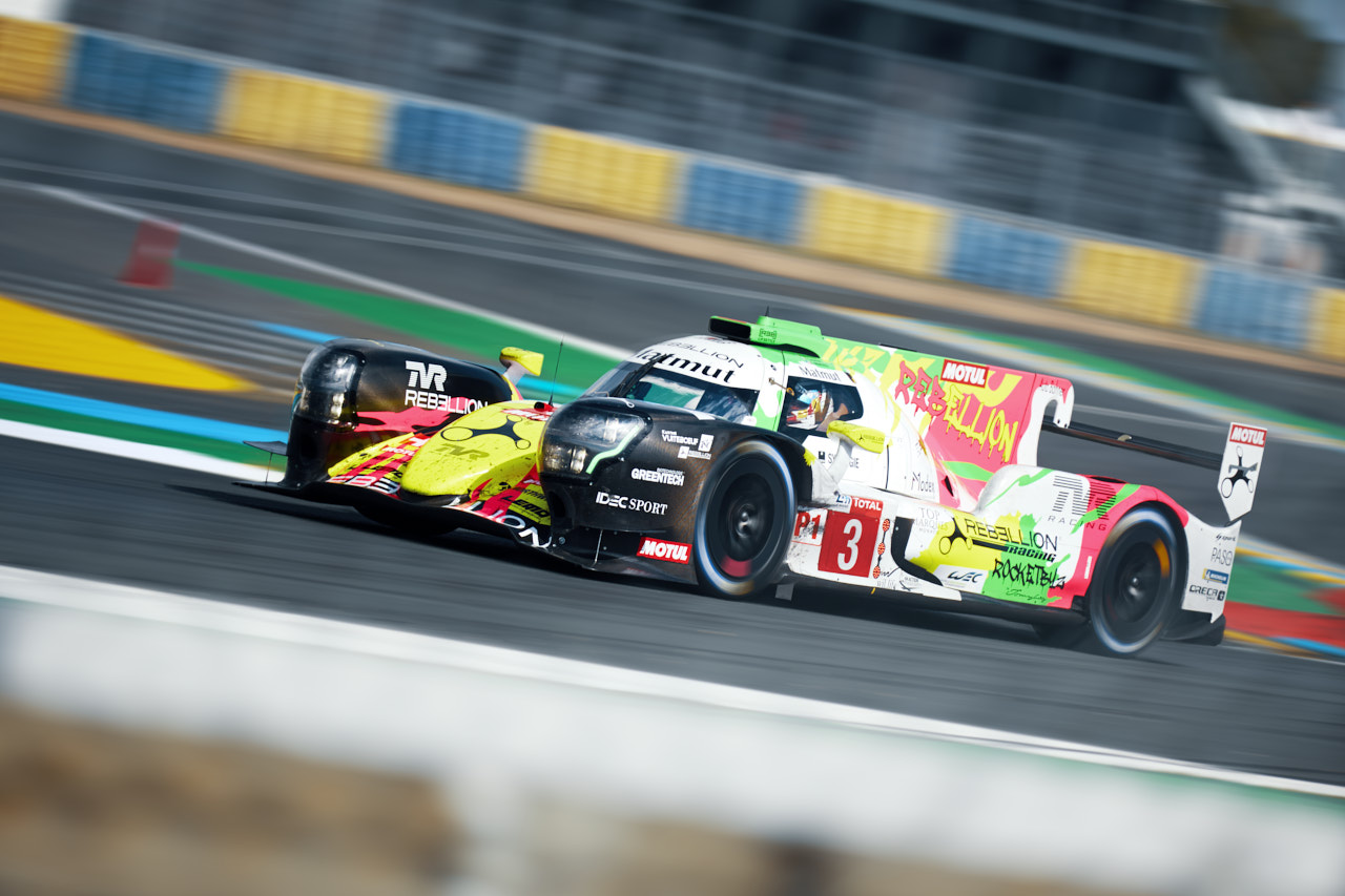 Rebellion Racing #3 - 24H du Mans 2019