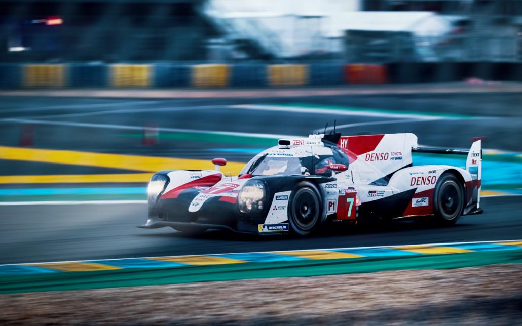 Toyota Gazoo Racing TS050 #7 - 24H du Mans 2019