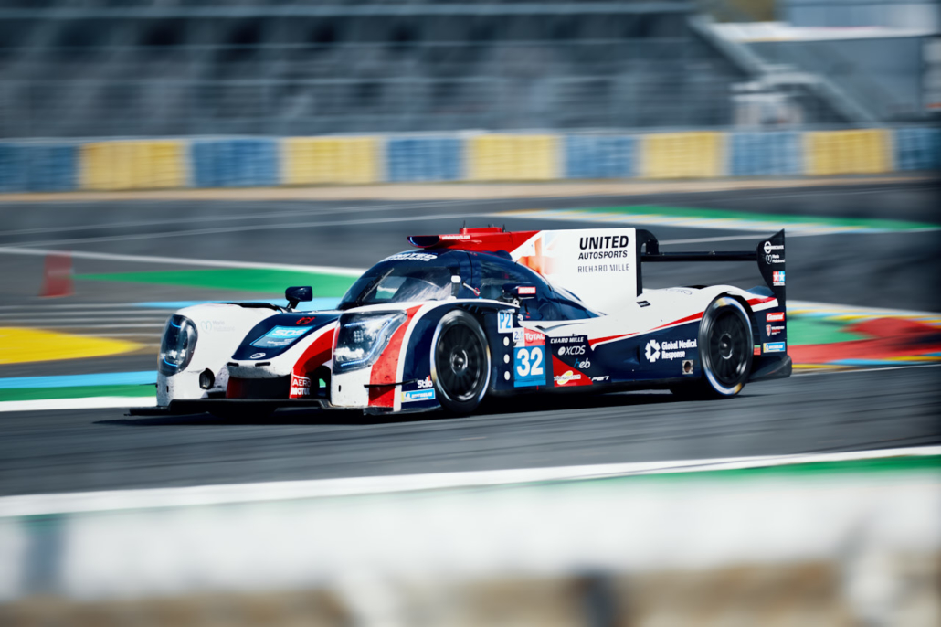 United Autosport #32 - 24H du Mans 2019
