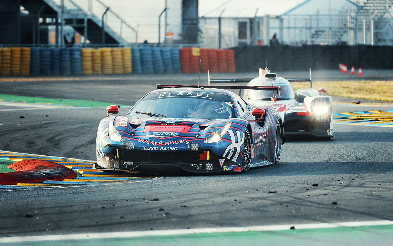 Kessel Racing #83 - 24H du Mans 2019