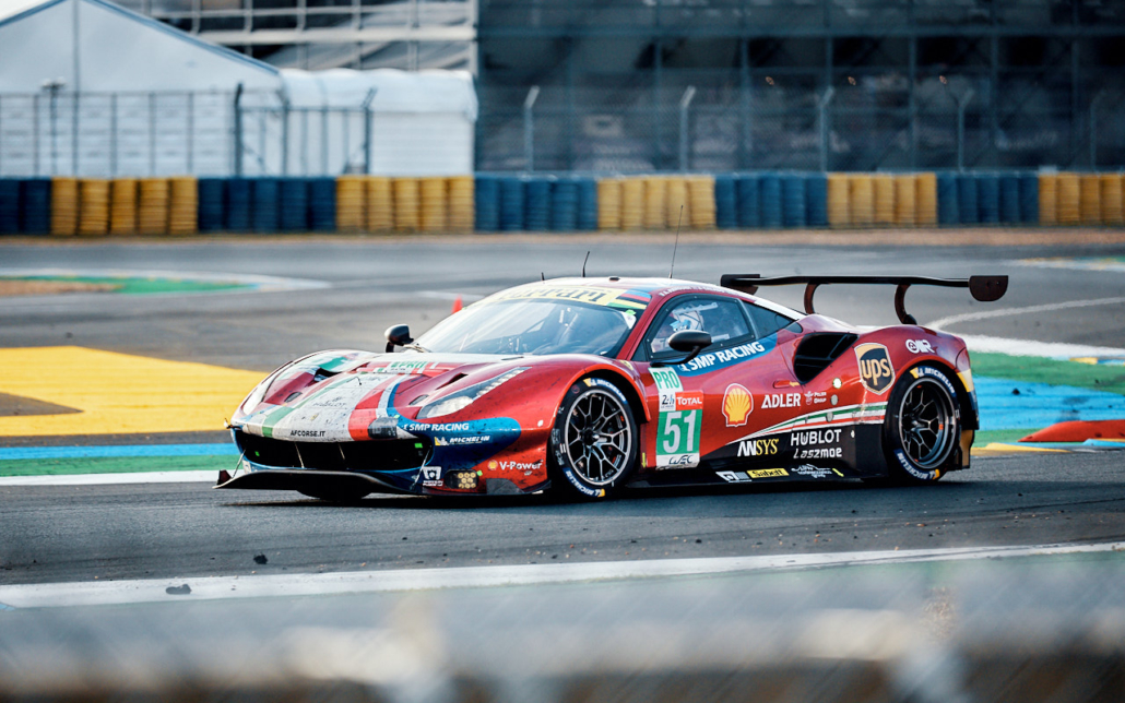 AF Corse #51 - 24H du Mans 2019
