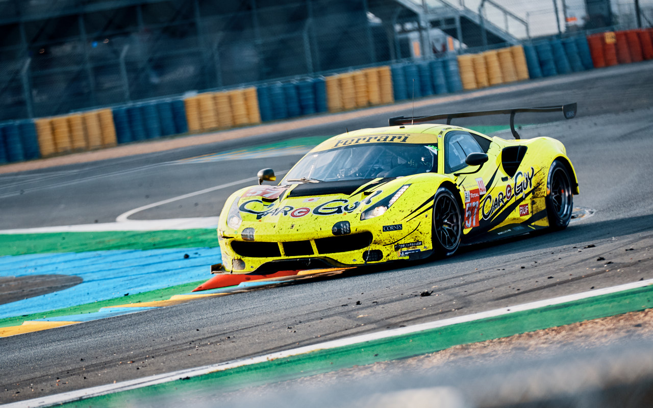 Car Guy Racing Ferrari 57 - 24H du Mans 2019