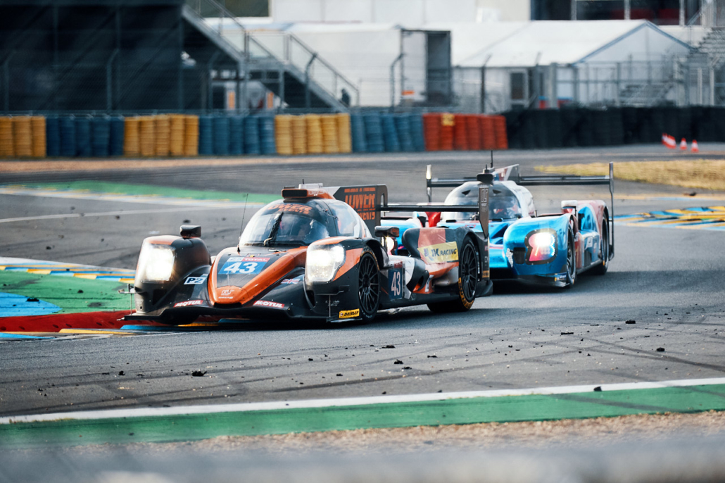 RLR MSport #43 - 24H du Mans 2019