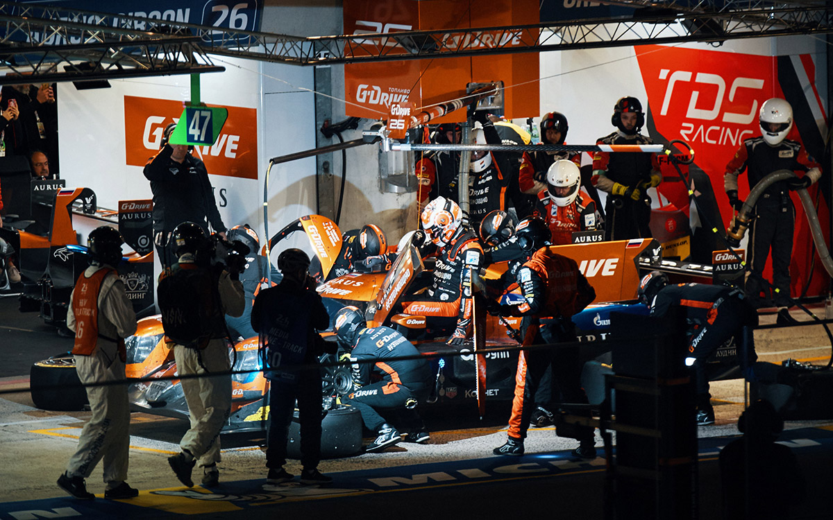 Auros Team - 24H du Mans 2019