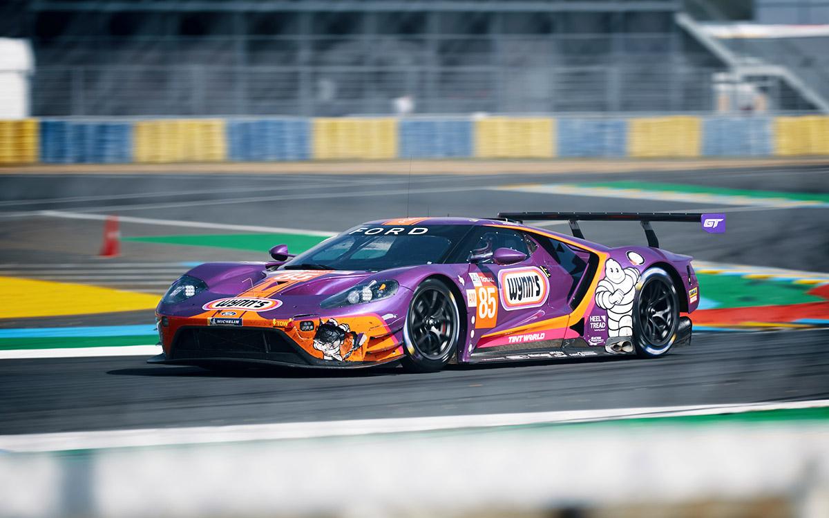 Keating Motorsport Forg GT 85 - 24H du Mans 2019