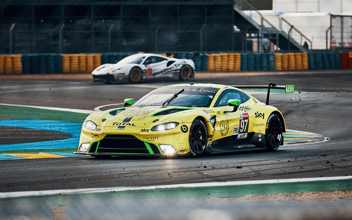 Aston Martin 97 - 24H du Mans 2019
