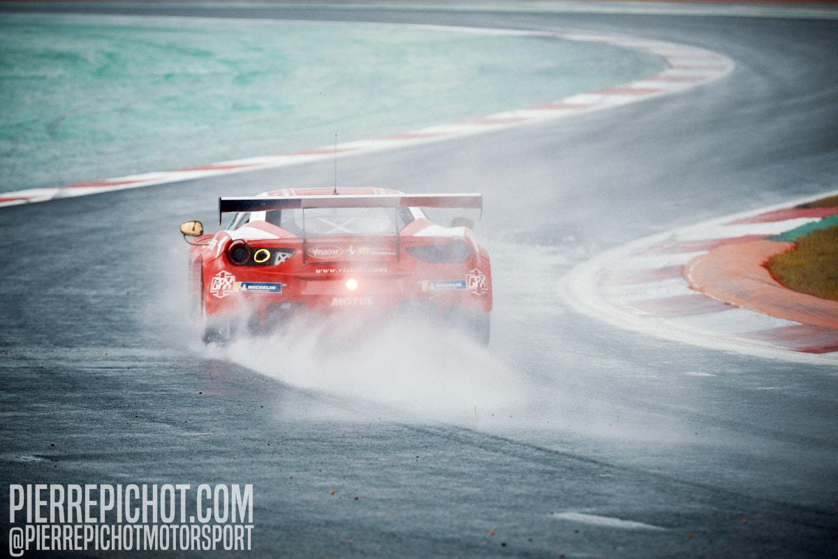 Visiom Racing Ferrari 488 GT3 #1