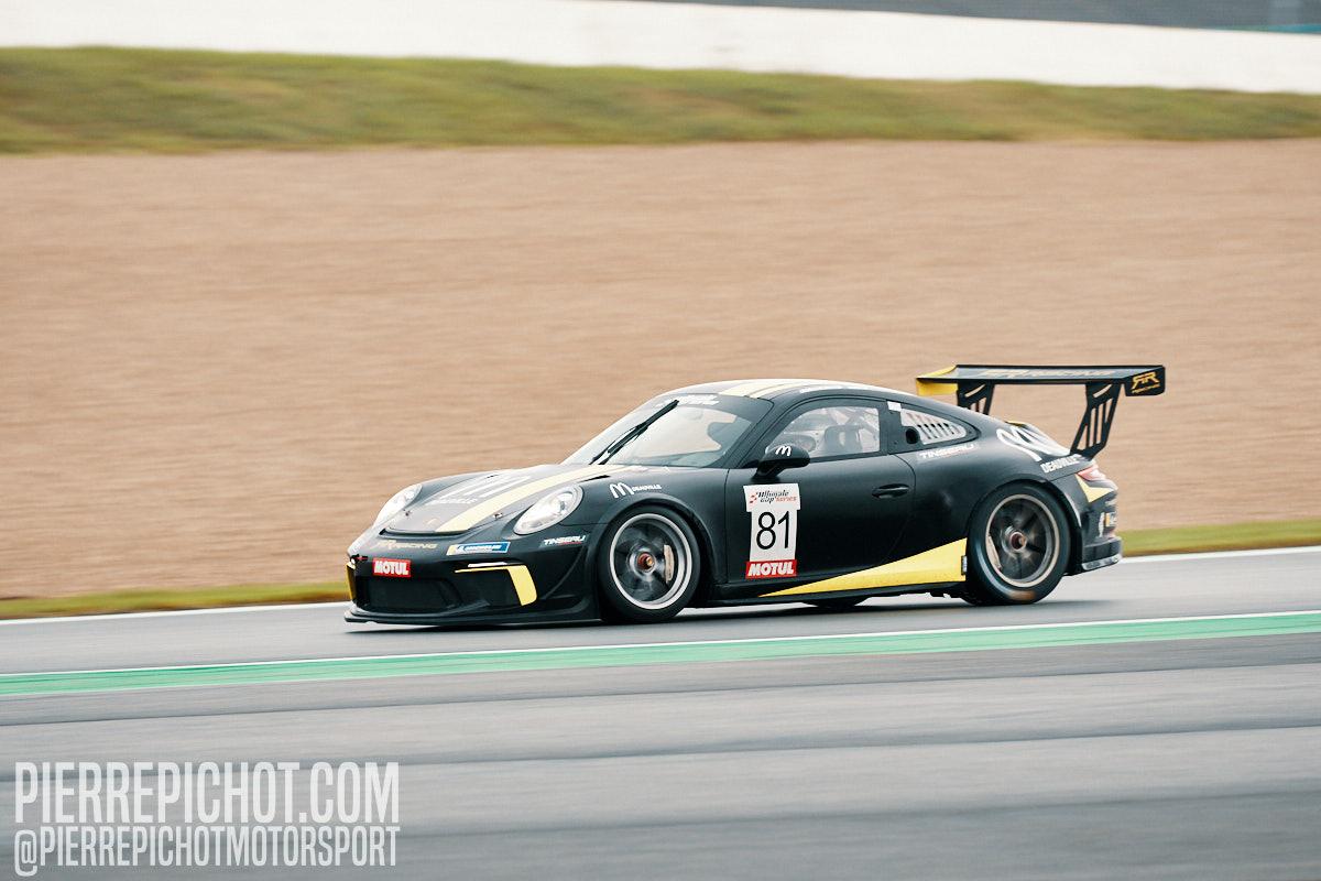 Tinseau Assistance Porsche 911 GT3 #81