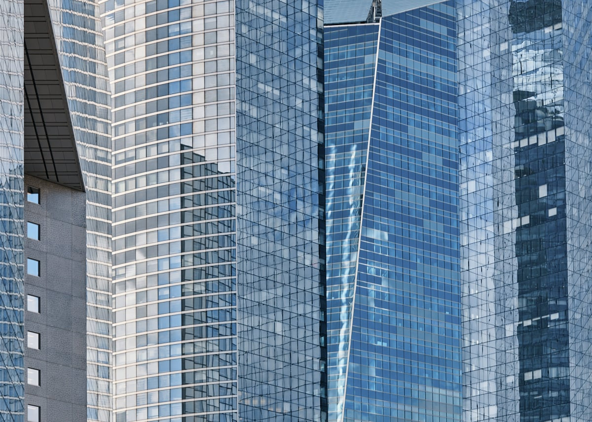 Paris - La Défense, France, 2020.