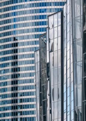 Paris - La Défense, France, 2020.
