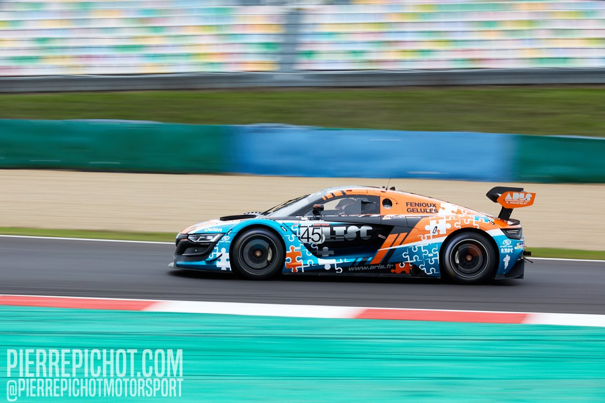 Renault RS01 - Thybaud/Crapiz/Cayrolle - AB Sport Auto Ultimate Cup Series - GT Endurance - Free Practice 2 Circuit de Nevers-Magny-Cours, France, 2020.