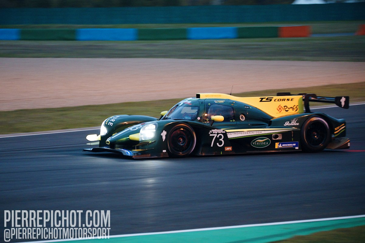 TS Corse Ssd Arl - Peccenini/Carini - Duqueine D08 Ultimate Cup Series - Prototypes - Race Circuit de Nevers-Magny-Cours, France, 2020.