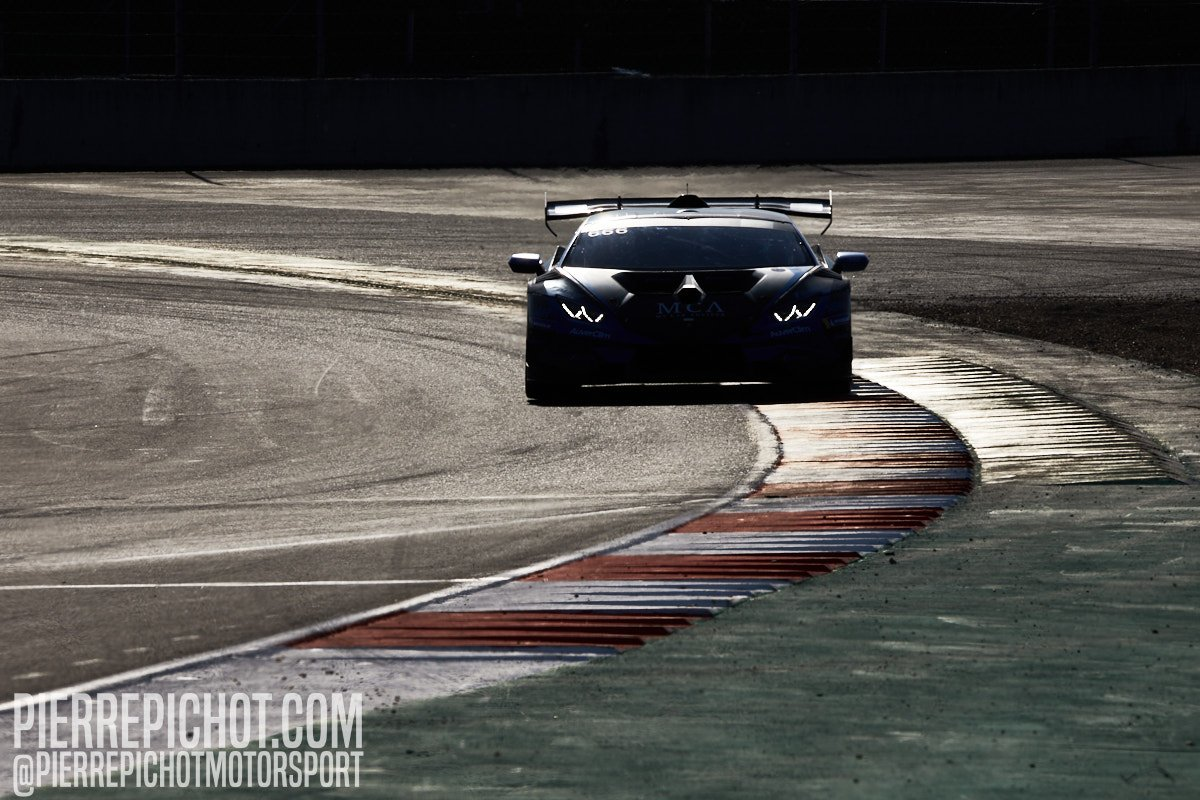 Lamborghini Huracan Super Trofeo - Petelet/Louard/Escallier - ABM